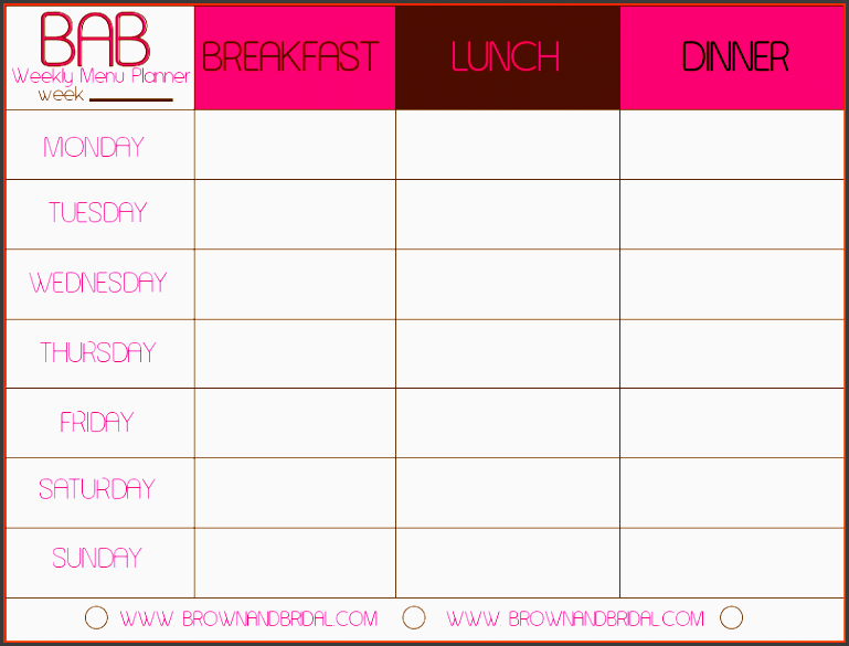 weekly meal planner template weekly meal planner template vmtxmoxl