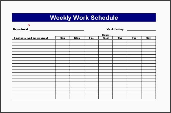 work plan template 4 free word pdf documents free