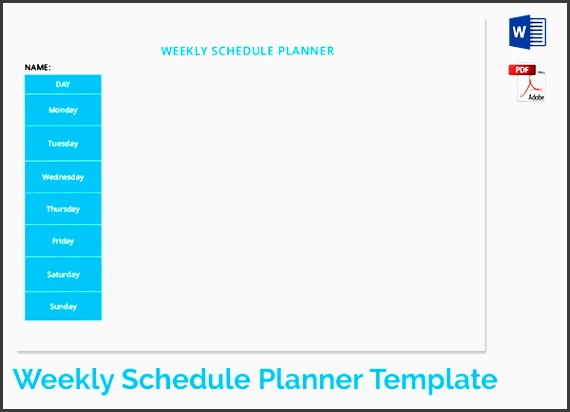 blank study timetable schedule template