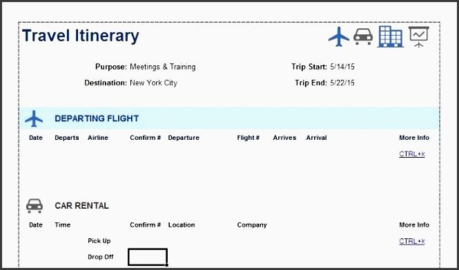 printable itinerary 01