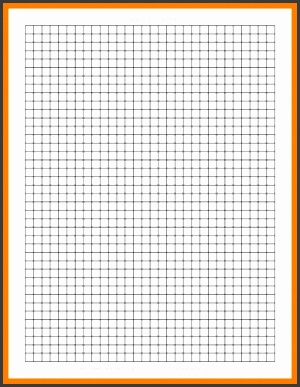 1 2 inch graph paper Graph Paper Template Letter 0 25 inch quad ruled
