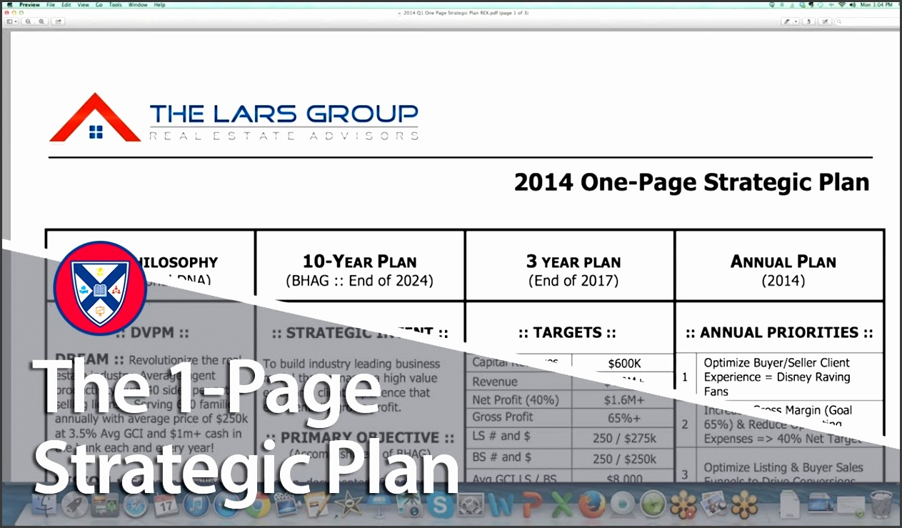 Back to Post 3 Year Business Plan Template