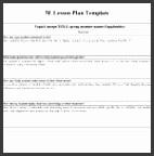 29 Unit Plan Template 5E S Teacher