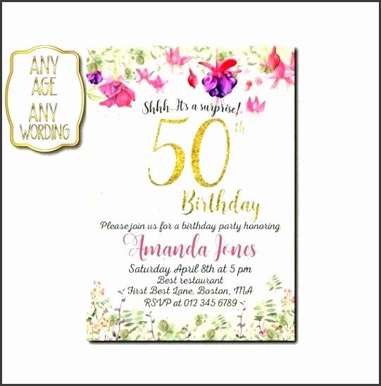 50th invitations birthday invitation by 50th wedding anniversary invitations templates free