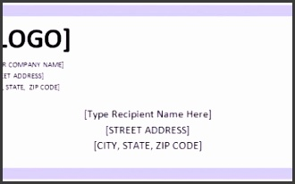 Free Printable Address Label Templates Word