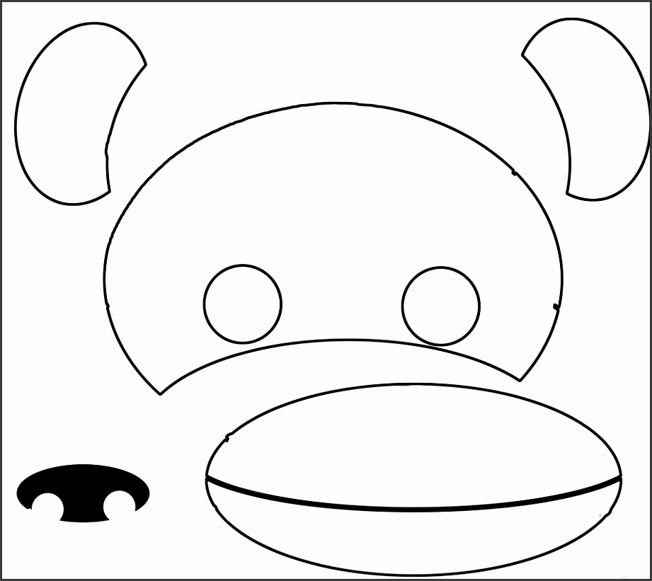 Size of Coloring animal Outlines Printable Coloring Free Outlinesfree African Animal Outlines Printable Coloring