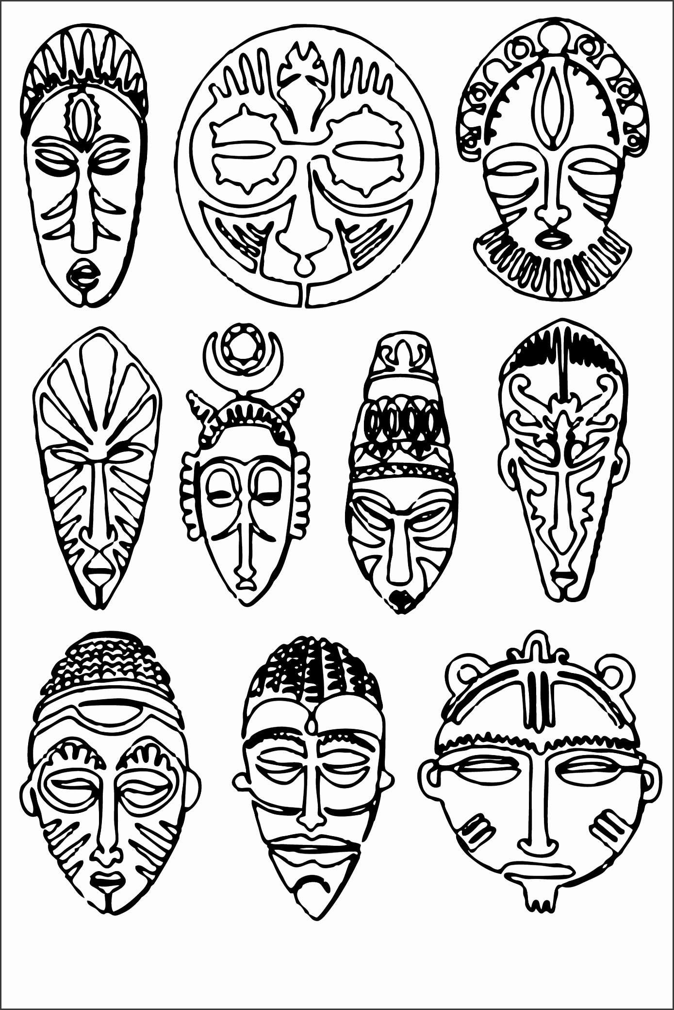 media cache ec0 pinimg originals 4c 97 60 4c cf fa0c731f7c9d5798ae Masks Pinterest