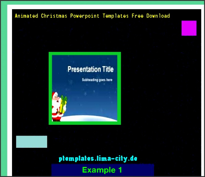 Animated christmas powerpoint templates free Powerpoint Templates The Best Image Search