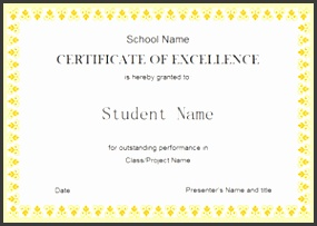 Student Excellence Award 300