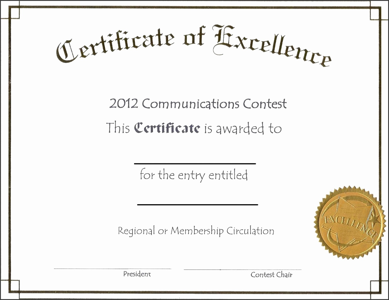 Winner certificate template free gallery templates example free word award template printable rental agreement lease winner