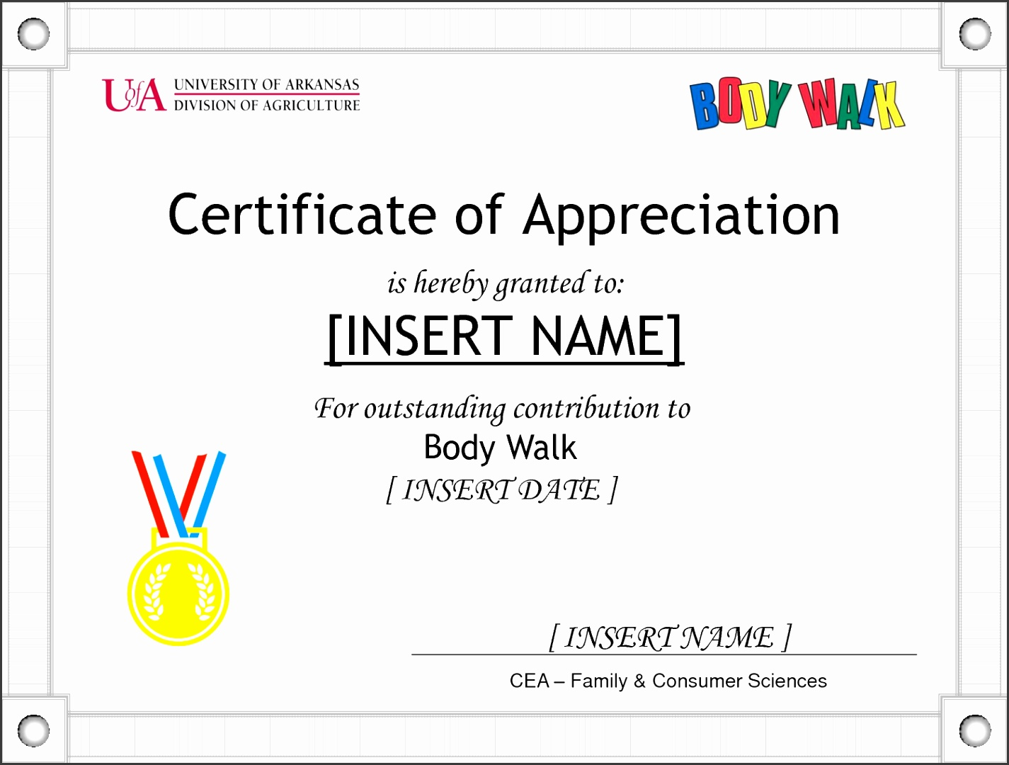 Certificate Appreciation Wording Examples line Certificates It Contingency Plan Template Examples a part