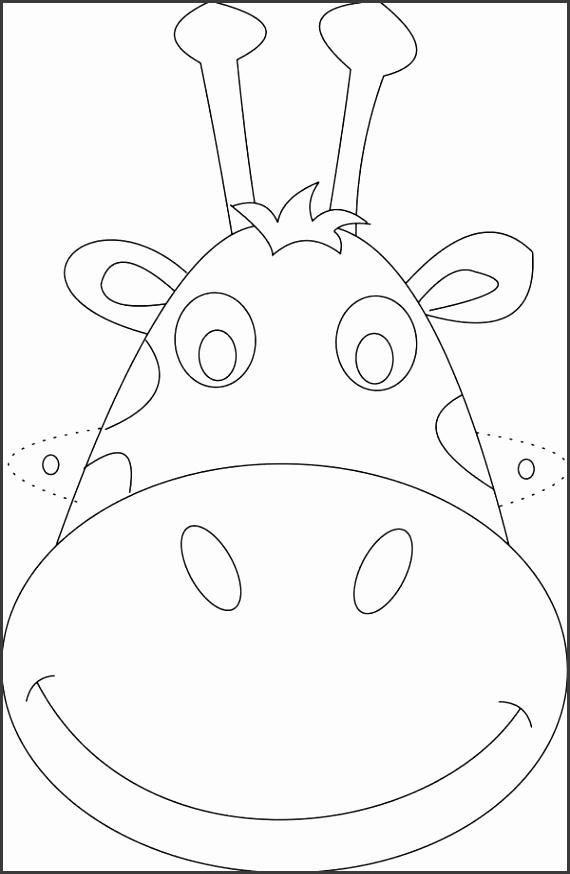 printable horse mask giraffe mask coloring page horse face mask template printable printable horse mask