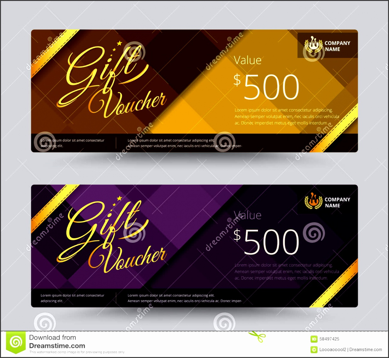 t voucher coupon template design special time coupon temp card best customer thank giving other sale vector