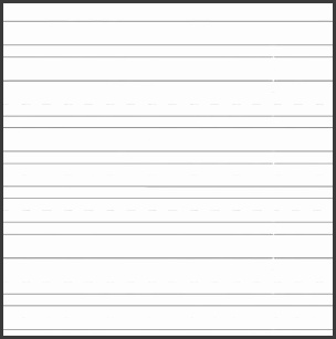 lined paper template 5478