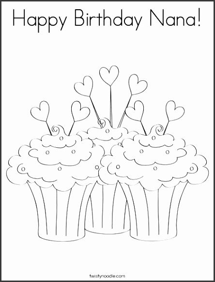 happy birthday card print sweet treat coloring page happy birthday card printable template
