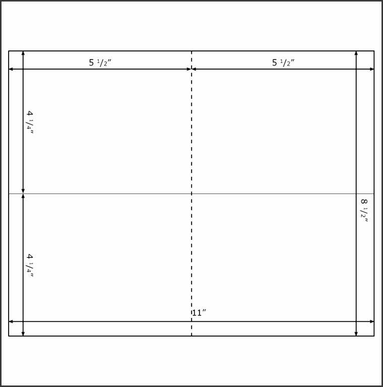 free blank greeting card templates for word burris blank double post card template for microsoft word