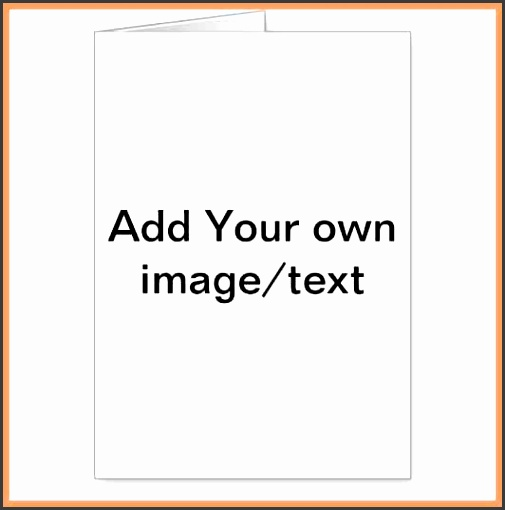 greeting card template word 5 x 7 greeting