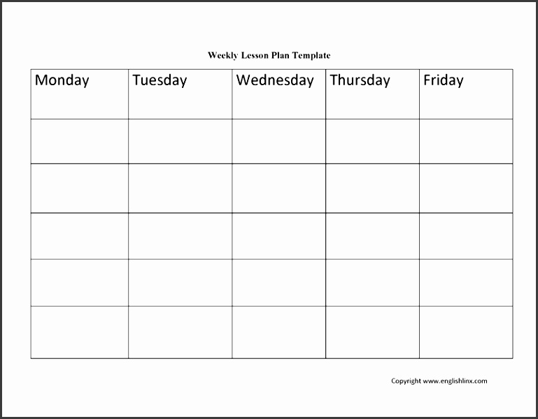 weekly lesson plan template word where can you find a lesson plan template