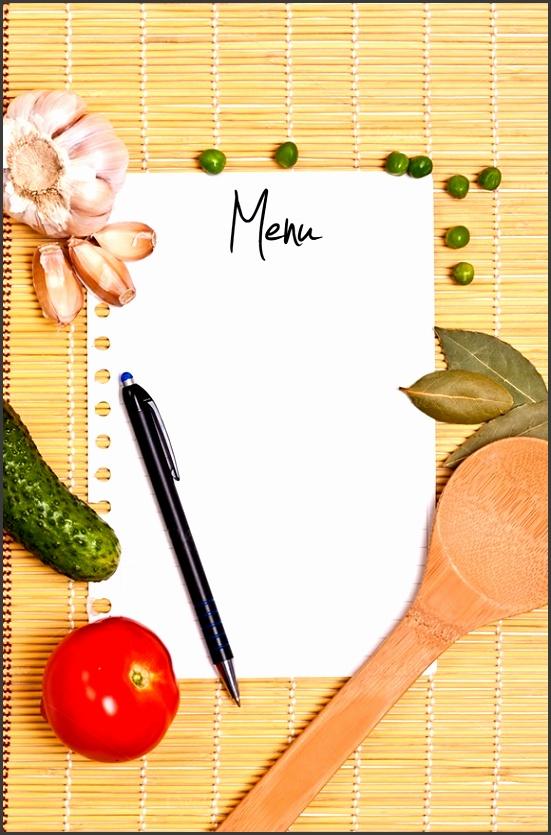 Blank Menu Templates Free – Gseokbinder intended for Blank Menu Template Free Download