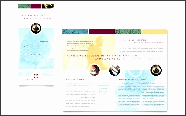 powerpoint brochure template tri fold financial consulting tri fold brochure template word publisher template gbttcfo
