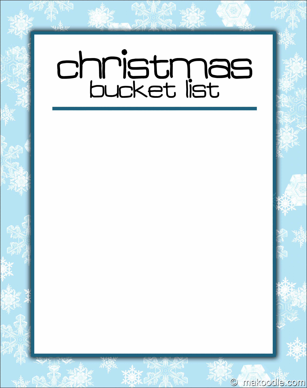 Christmas Family Activities Free Printable Makoodle Christmas Bucket List Background Snowflake Christmas Family Activities Free Printable