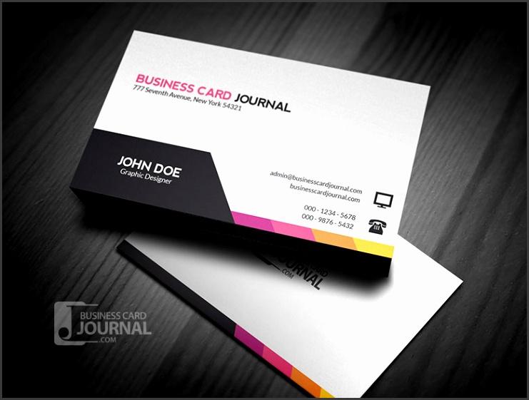 online business card template