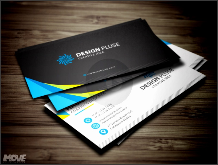 Business card 2 move