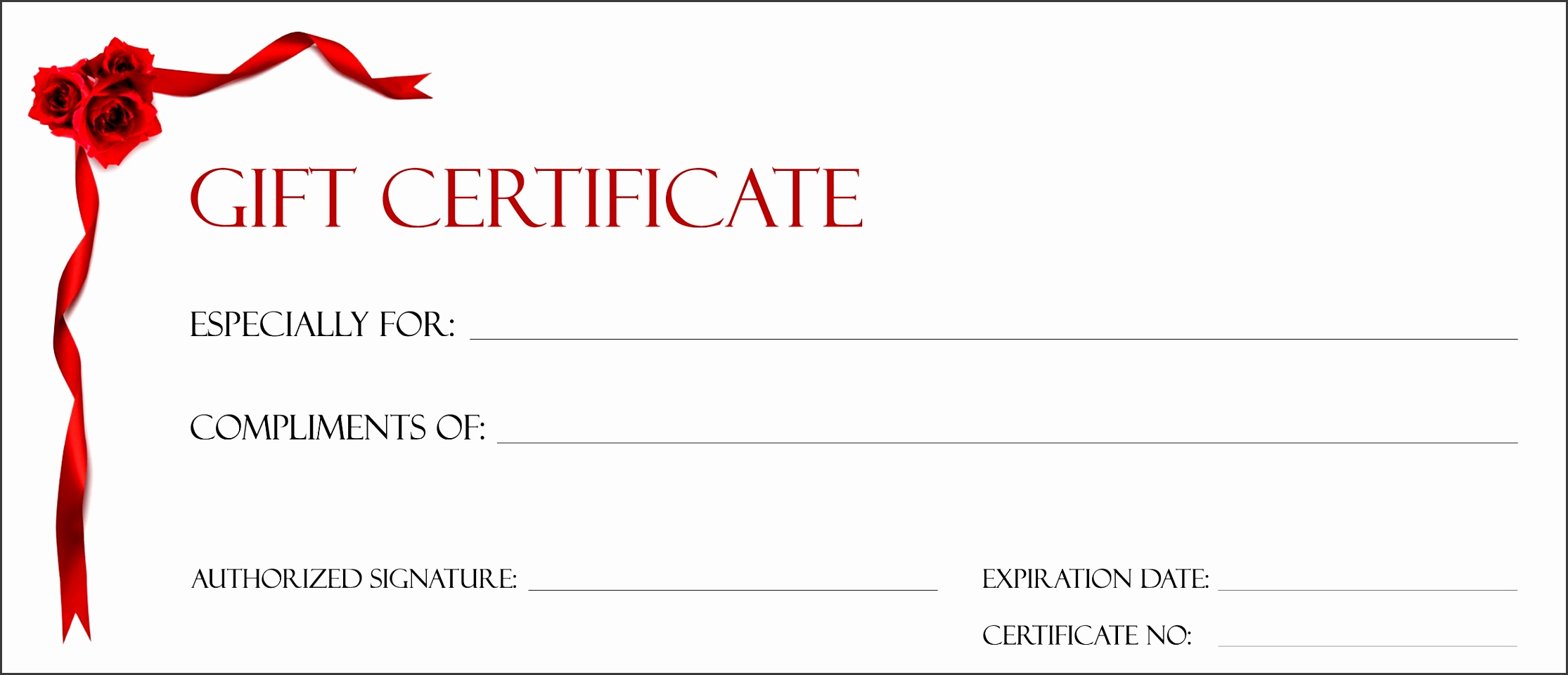 t certificate template design
