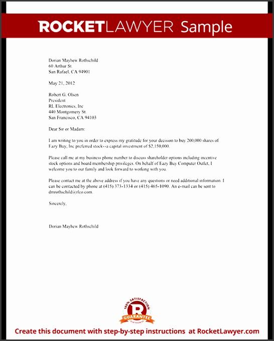 Printable Sample Business Letter Template Form