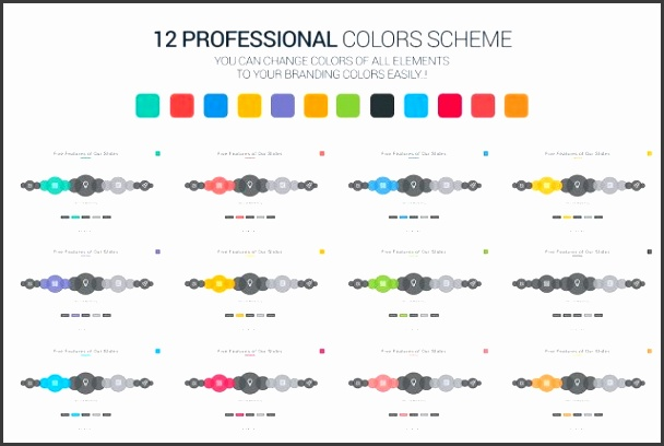 This PowerPoint template is excellent for dynamic presentations Animations included to create professional business presentation