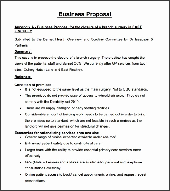business proposal for services template sample catering proposal 6 documemts in pdf word template