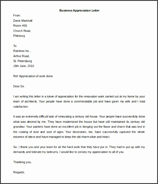 business letter templates free the best sample letters format