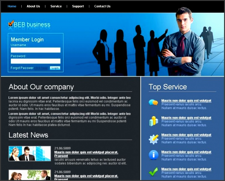 Free Business Website Templates Best s Free Business Html Website Templates Free Html Free Templates