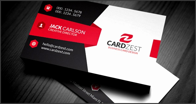 Business Card Template Free