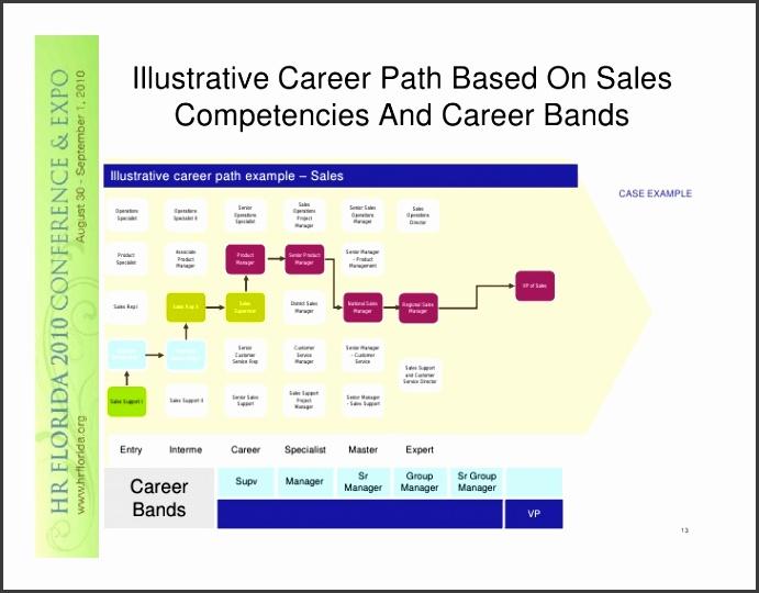 14 Illustrative Career Path