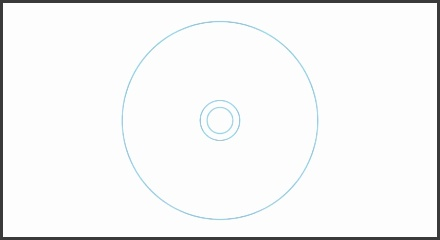 disc Printing Templates