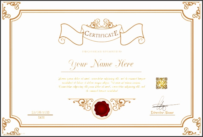Printable certificates template For students schools and employees Easy to edit PosterMyWall