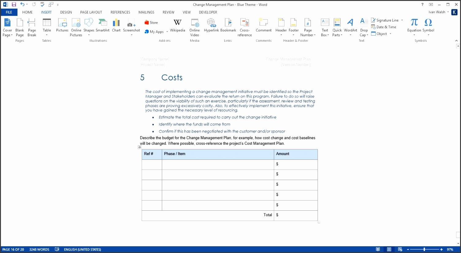 12 Change Management Template Free Change Management PowerPoint Change Management Form Template Khafre Change Management Template