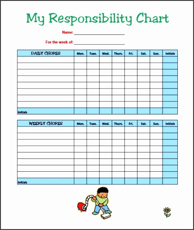 Chore List Template Free Printable Chore Chart Templates Best 20 Free Chore Chart Template