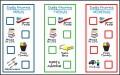 5  Chore Chart Template Free