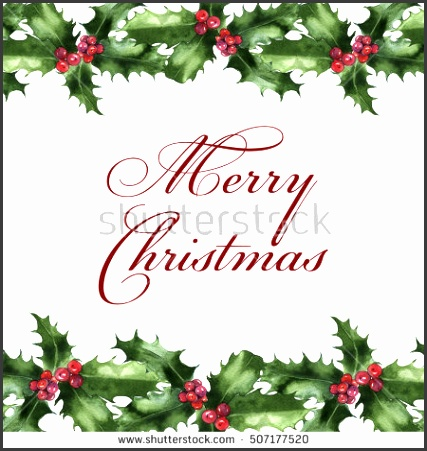 Christmas Card Background Templates – Merry Christmas & Happy New