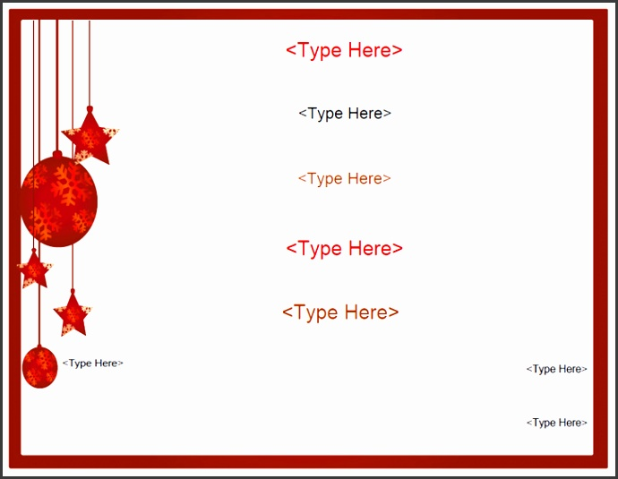 Holiday Gift Certificate Templates Holiday Free Gift Certificate Template Word Templates