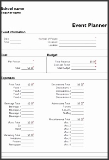 Event Planning Template Free Event Planning Template 10 Free Documents In Word Pdf Ppt Event Checklist Template 12 Free Word Excel Pdf Documents