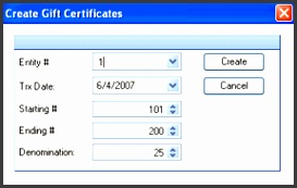 If Certificates Are Lost