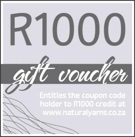 R1000 Gift Voucher