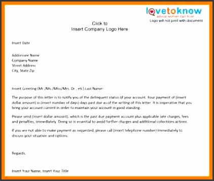 5 Debt Collection Letters Templates Assembly Resume
