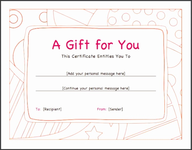 Voucher Template Perfect Format Samples of Gift Voucher and