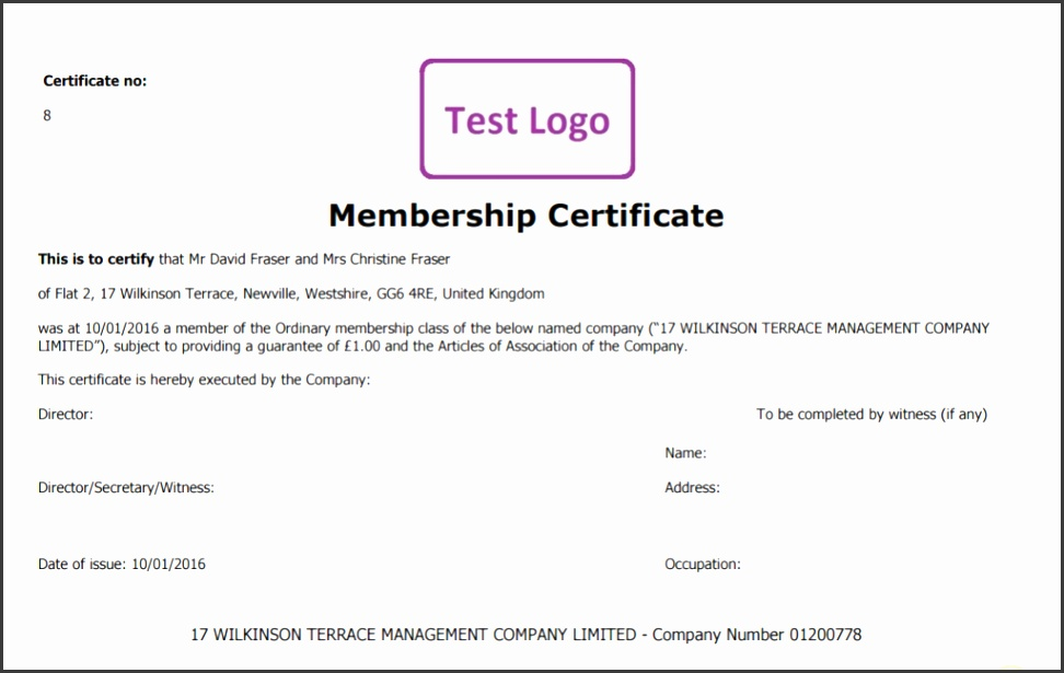 Dividend certificate template aipc2006 yadclub Choice Image