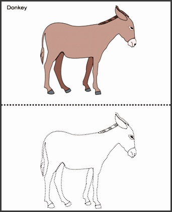 Donkey Sheet