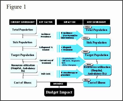Adapted from Brosa M Gisbert R Rodrguez Barrios JM y Soto J Principios métodos y aplicaciones del análisis del impacto presupuestario en sanidad